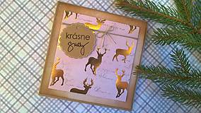 Papiernictvo - Vianočná pohľadnica - 7243723_