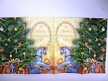 - Servítka-vianočné darčeky - 7242026_