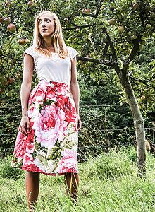 Sukne - La Floraison des Fleurs II - 7245590_