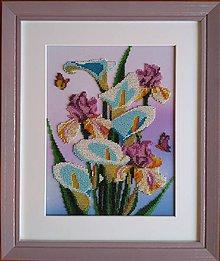 Obrazy - Spring flowers - 7241652_