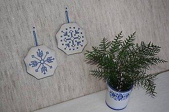 Dekorácie - Vianočné hviezdičky - 7244720_