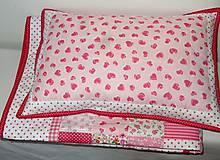 Textil - Súprava v ružovom - 7245541_