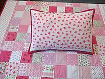 Textil - Súprava v ružovom - 7245546_