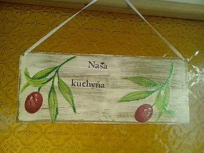 Tabuľky - kuchyňa - 7249750_