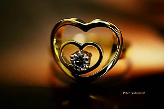 Prstene - Si moja a ja tvoj - 7250235_