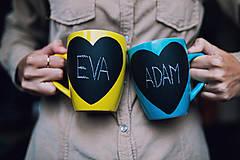 Nádoby - Adam a Eva - 7248626_