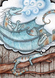 Kresby - Hrdinovia v nás - print A4 - 7247136_