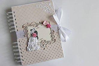 Papiernictvo - Svadobný plánovač - 7246257_