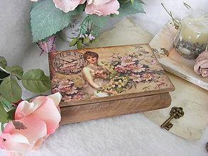 Krabičky - Šperkovnička .... - 7247771_