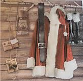 "Papier - Servítka "" Santas Wardrobe"" - 7247406_"