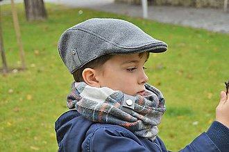 Detské súpravy - Bekovka s nákrčníkom - 7251802_