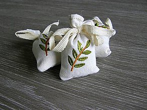 Iný materiál - voňavá vanilka/darček k objednávke - 7251369_