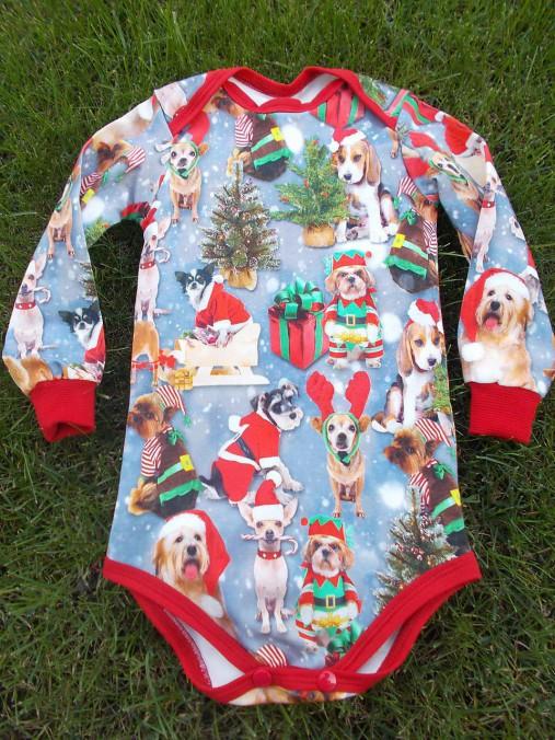 df60af0fcace Vianočné body   JAart - SAShE.sk - Handmade Detské oblečenie