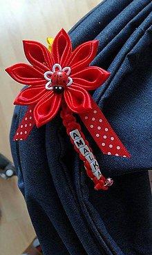 Textil - Mašlička na kočiar- akcia - 7252654_