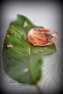 Prstene - Prsteň Nežná ruža (2059 A) - 7252858_