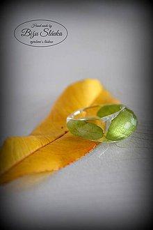 Prstene - Prsteň Hrášok (2060 A) - 7252908_