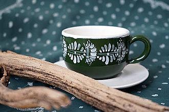 Nádoby - Šálek na cappuccino - 7253496_