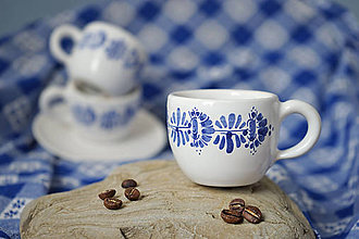 Nádoby - Šálek na espresso - 7253542_
