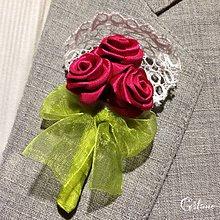 Pierka - Veľké svadobné pierka Romance - 7253991_