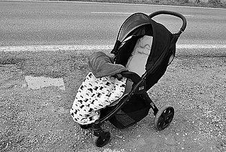 Úžitkový textil - Ľahučká dečka s úchytom - 7254998_