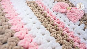 """Textil - Detská deka """"Plyšový macko"""" - 7254601_"""