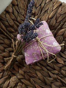Úžitkový textil - Sada 3ks levanduľových vankúšikov - 7255120_