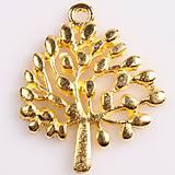 Prívesok zlatý strom života