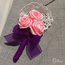 Pierka - Veľké svadobné pierka Romance - 7255274_