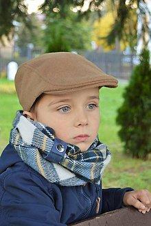 Detské súpravy - Bekovka s nákrčníkom - 7258838_