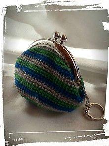 Peňaženky - Dievčenská peňaženka - 7258753_
