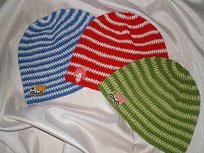 6ab672036 Detské čiapky - čiapka farebná - 7260519_