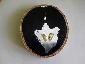 Prstene - vintage svadba/vankúšik pod svadobné prstene XI - 7258457_