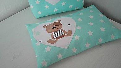 Úžitkový textil - špaldový medvídkový nahříváček - 7259296_