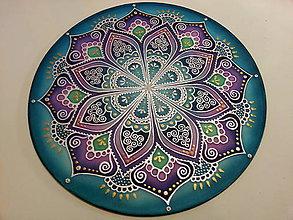 Dekorácie - Mandala komunikácie - 7261080_