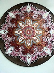 Dekorácie - Mandala vyrovnania a stability - 7261272_