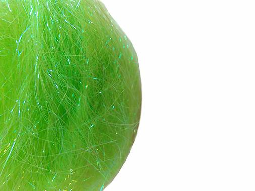 Angelina tepelne lepivá - neónovo zelená