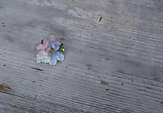 Prstene - Kvetinový prstienok pre nevestu či družičky