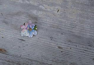 Prstene - Kvetinový prstienok pre nevestu či družičky \