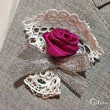 Pierka - Svadobné pierka Romance - 7262421_