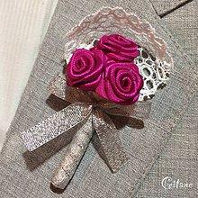 Pierka - Veľké svadobné pierka Romance - 7262464_