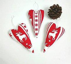Dekorácie - Vianočný sobík - 7266892_