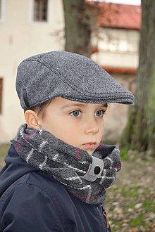 Detské čiapky - Bekovka - 7262747_