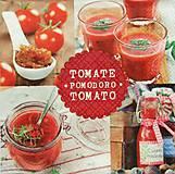 Papier - S818 - Servítky - tomato, rajčiny, pomodoro, kuchyňa, bazalka - 7264245_