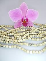africký opál korálky 7,5-8mm