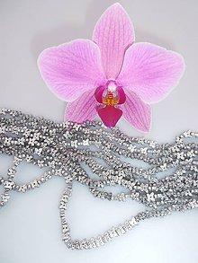 Minerály - hematit korálky motýle - 7264381_