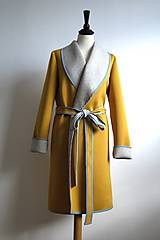 Kabáty - city style kabátik - 7265894_