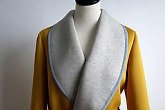 Kabáty - city style kabátik - 7265895_