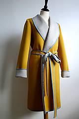 Kabáty - city style kabátik - 7265898_