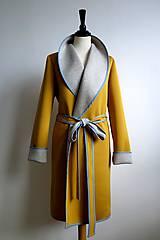 Kabáty - city style kabátik - 7265899_