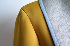 Kabáty - city style kabátik - 7265903_